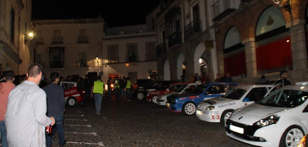 Puesta de largo de los equipos del Motor Club Jerez para esta temporada
