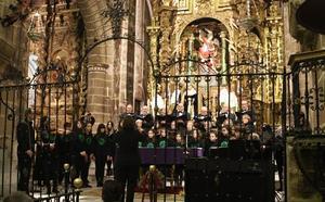 El templo patronal acoge este viernes una nueva edición del Concierto sacro