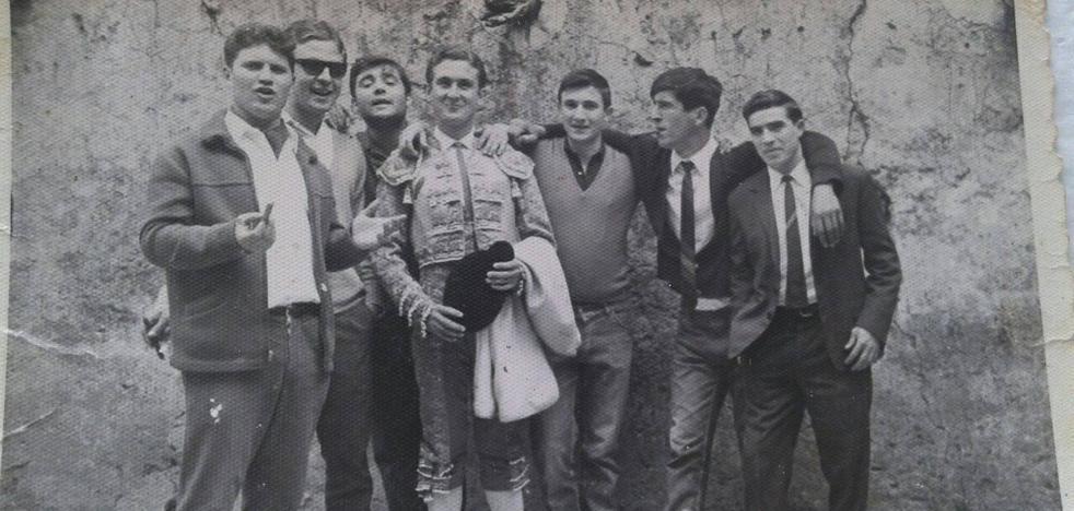 52 años del debut de Jesús Macarro 'Manolín' como novillero en la Plaza de Toros de Jerez