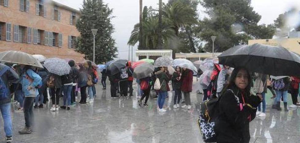 La lluvia regresa este sábado a la región tras una sequía de tres semanas