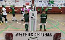 Gran final de Copa, este domingo, entre el Cáceres Universidad y el Jerez Futsal