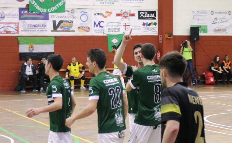 El Jerez Futsal celebra otra gran conquista al revalidar su título de campeón de la Copa de Extremadura