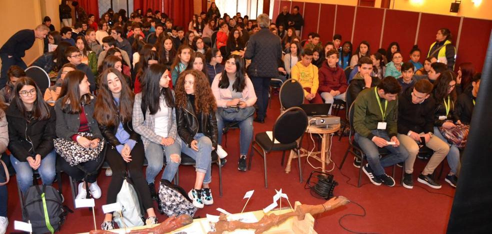 El Instituto El Pomar celebra una actividad transnacional del aprendizaje con su proyecto Erasmus