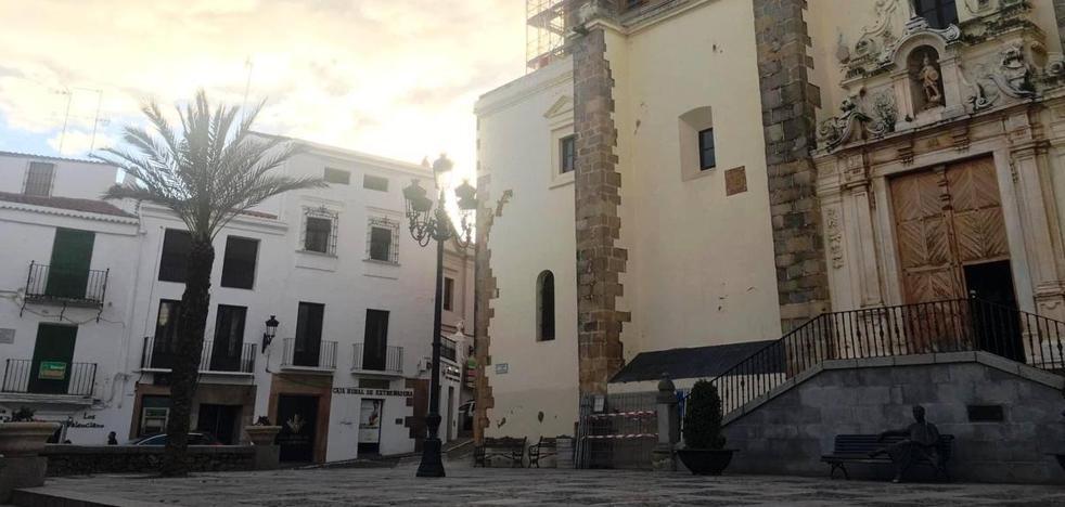 Las obras de San Miguel ya están casi finalizadas y se han retirado las vallas de su entorno
