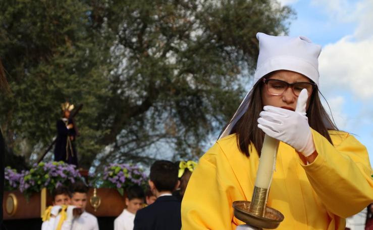 El Colegio 'El Rodeo' celebra una nueva edición de su Semana Santa infantil