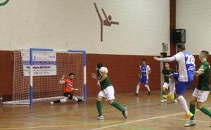 El Jerez Futsal cae en la cancha del África Ceutí