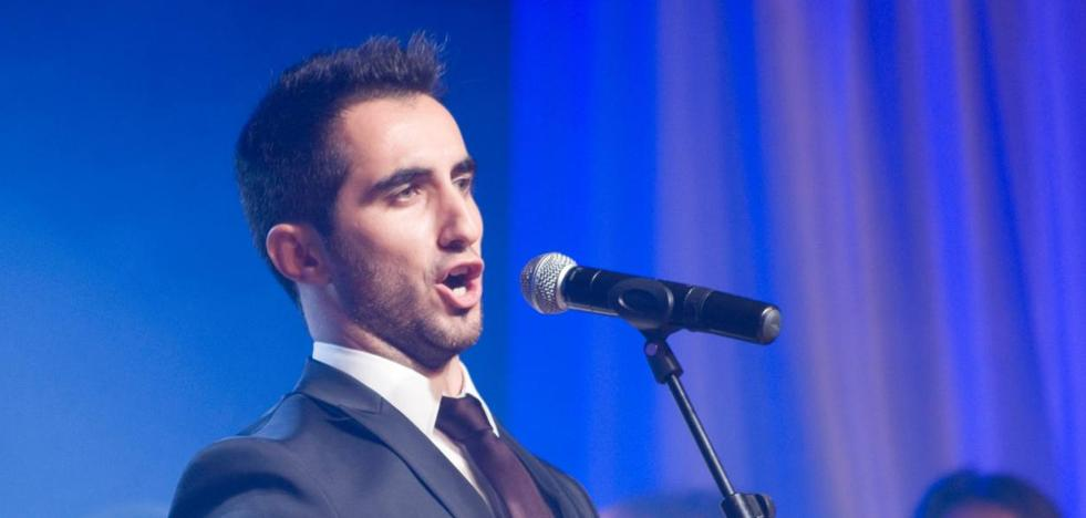 El tenor extremeño Juan Ledesma cantará a capela 'Mi Amargura' esta noche en la procesión del Silencio