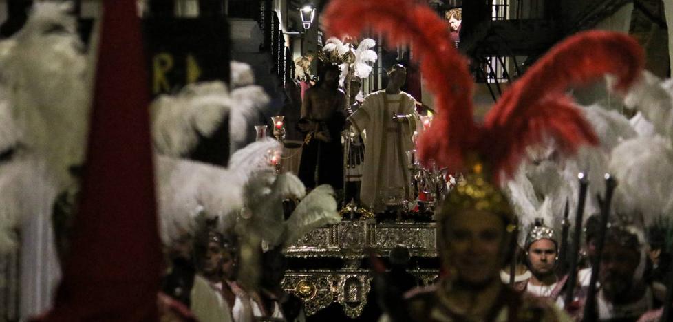 La Cofradía del Señor Ecce-Homo anuncia los momentos más intensos de la Semana Santa Jerezana