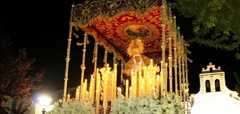 La Semana Santa Jerezana despliega su profundo arraigo y vivencia en sus horas más intensas