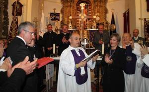 La Cofradía del Coronado dedicó un afectuoso homenaje a Manolo 'Cornelio'