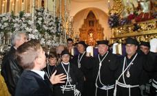 La ermita de Los Mártires se llenó de emociones