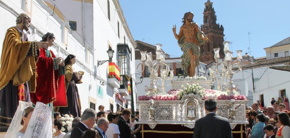 Jerez vive este Domingo la Resurrección de Cristo con una procesión plena de gozo