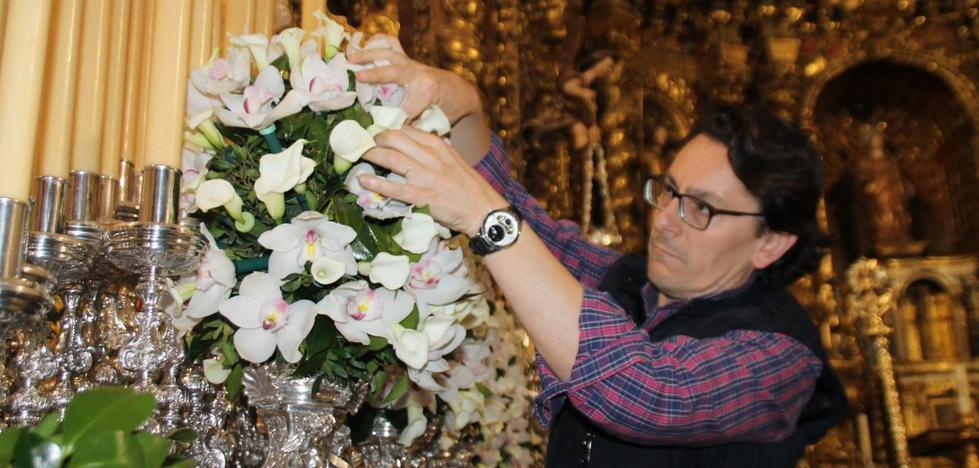 Jesús Romero Moreno, el jerezano artista del exorno floral