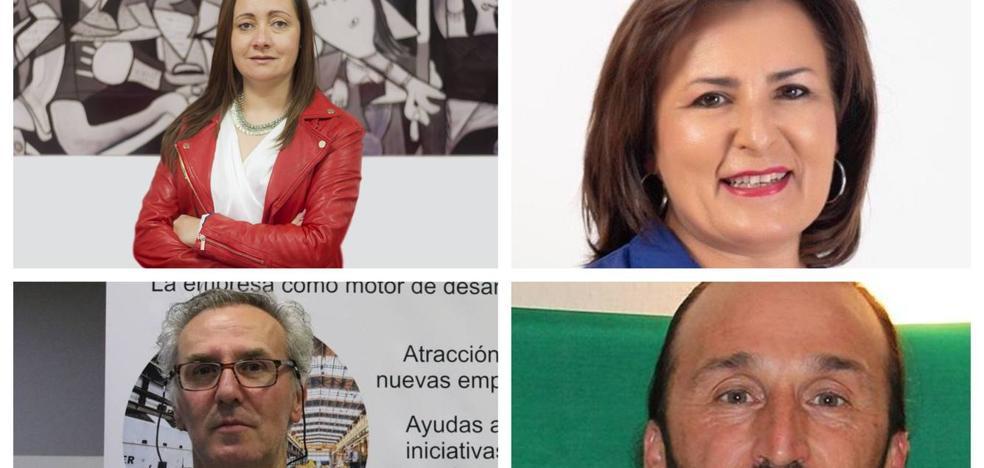 Los candidatos municipales exponen sus objetivos