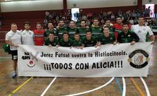 El Jerez Futsal suma para ganar la batalla a la Histiocitosis