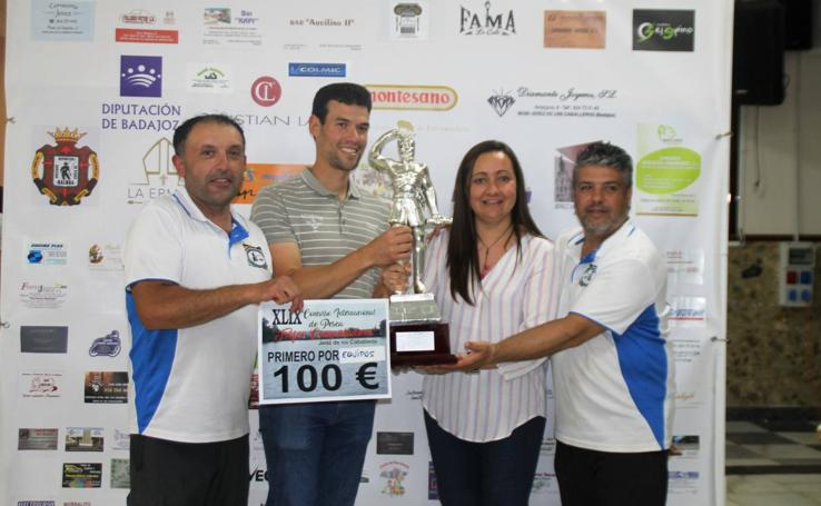 El 49º Trofeo Conquistadores de Pesca se queda en Jerez