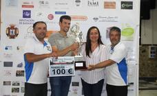 La Sociedad Deportiva de Pesca Jerez de los Caballeros gana el 49º Trofeo Conquistadores