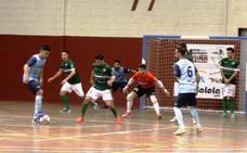 El Jerez Futsal se fue de vacío de su visita al Ejido (6-3)