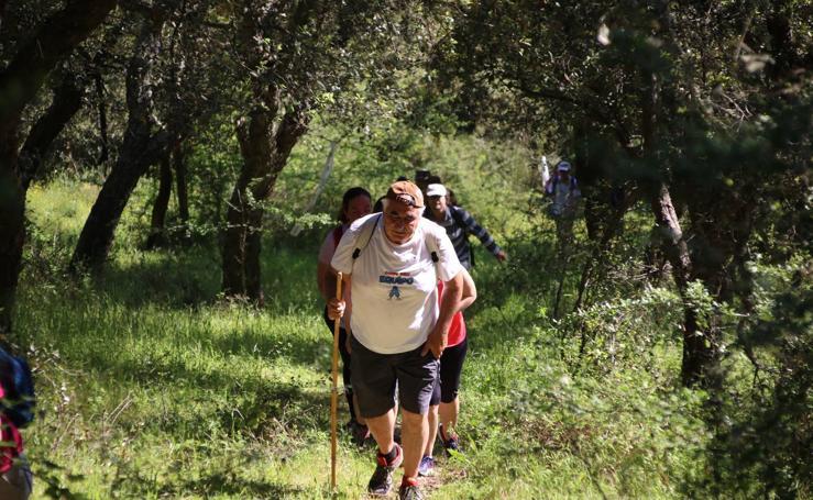 La 'XI Ruta Templaria' desvela nuevos parajes naturales de Jerez y su entorno