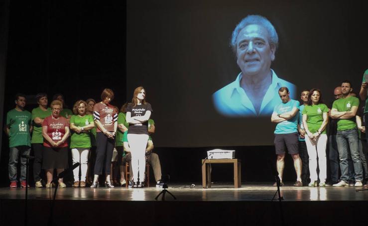 Unas 200 personas han formado parte del grupo de teatro Rigodón desde su creación