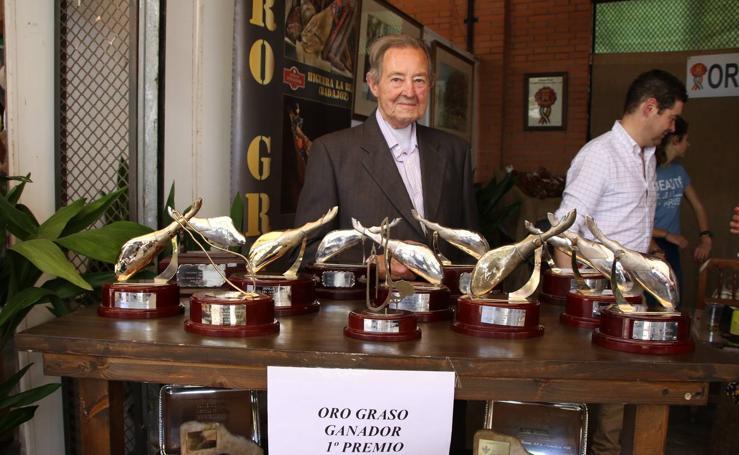 'Oro Graso' gana el XXX Concurso 'Jamón de Oro'