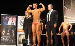 José Antonio Santana Rubio se proclama Campeón de España Sub 25 en Culturismo Natural