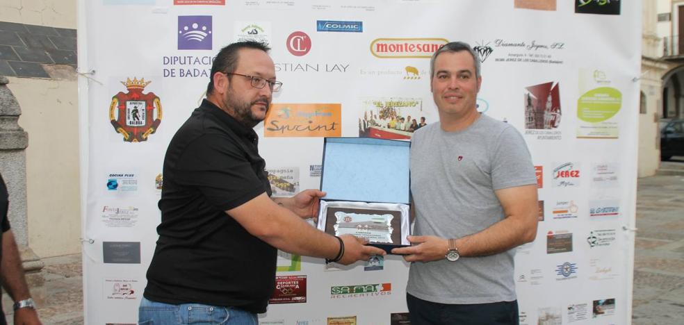 Francisco Pérez Caballo gana el 301 aniversario del Concurso Charca de la Albuera