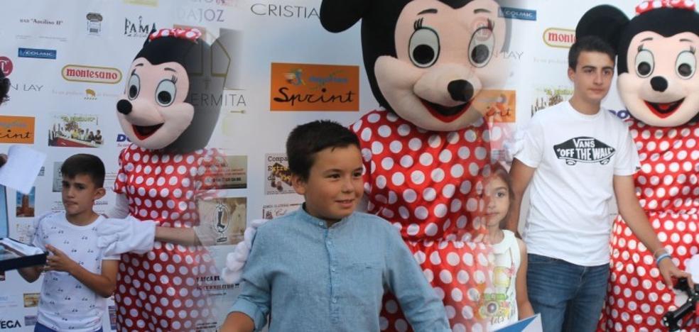 El Concurso infantil «Charca de la Albuera» sigue creando cantera en el mundo de la pesca en Jerez