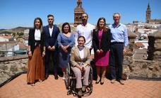Constitución del nuevo Ayuntamiento en Jerez de los Caballeros