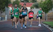 Buen ambiente en la 'I Milla' organizada por el Club Atletismo Jerez con motivo de su primer aniversario