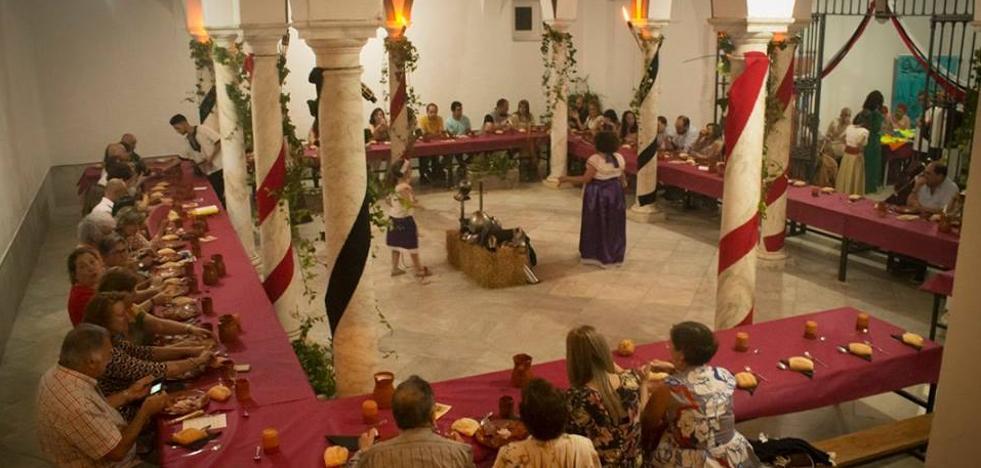 Euexia Rural llevará a cabo su II Cena medieval el 5 de julio, en el punto de partida del Festival templario