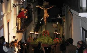 La Hermandad de Penitentes presentará a sus hermanos el proyecto para restaurar su Cristo de la Vera Cruz