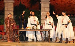 Los vecinos de Jerez, protagonistas de su propia Historia en la obra 'El último templario de Xerez'