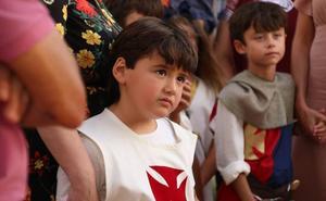 Las visitas guiadas, los talleres y los espectáculos marcan el ritmo del XVI Festival Templario