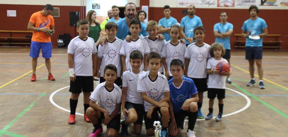 La deportividad y el buen ambiente ponen nota al Torneo de las categorías inferiores
