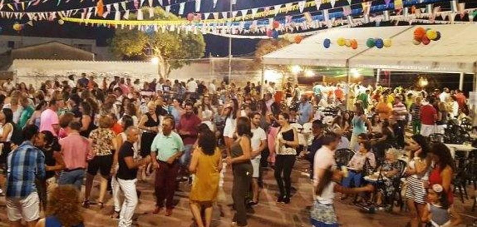 Valle de Santa Ana celebra este sáabado una nueva edición de su tradicional 'Velá contra el cáncer'