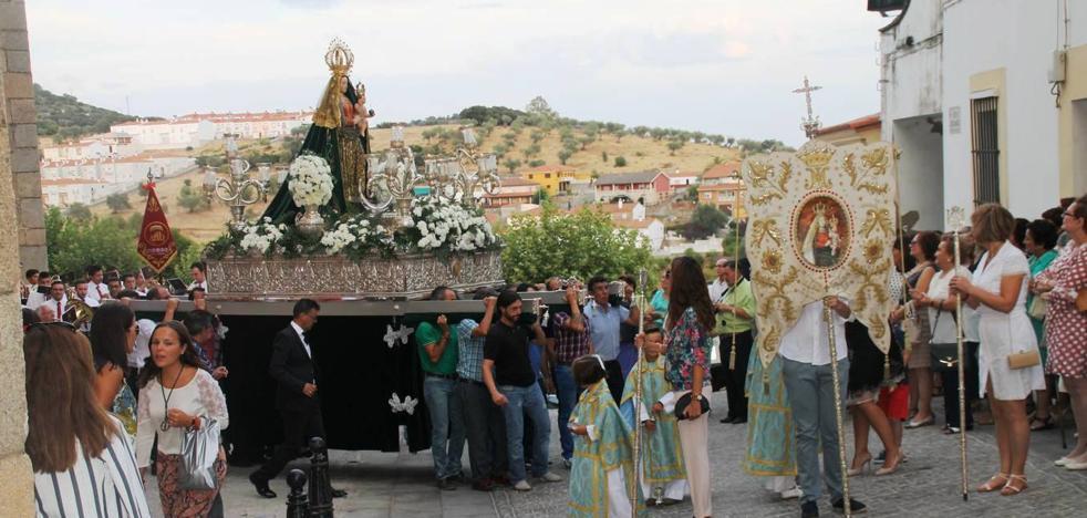 La imagen de la Patrona será trasladada el 15 de agosto al templo de Santa María