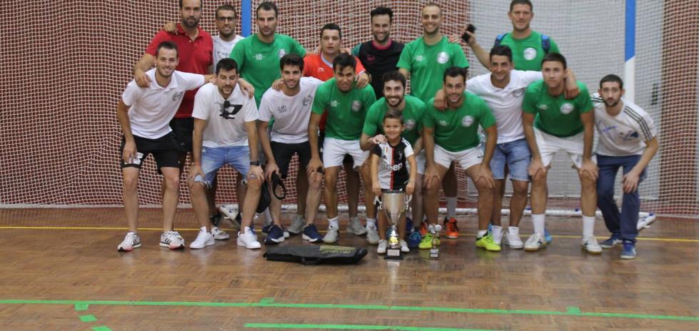 El equipo 'Generación del 91', campeón del Memorial 'Francisco José Rivera Montero'