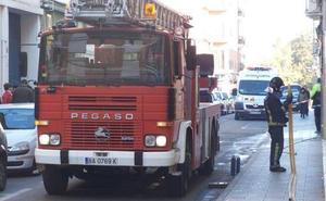 Piden 80 nuevos bomberos para los parques de la provincia de Badajoz, entre ellos el de Jerez