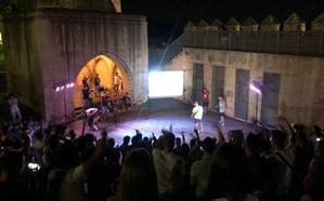 El Freestyle llenó La Alcazaba de ingenio, improvisación y música