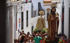 Jerez celebra el día del Patrón con procesión, juegos populares y fiesta