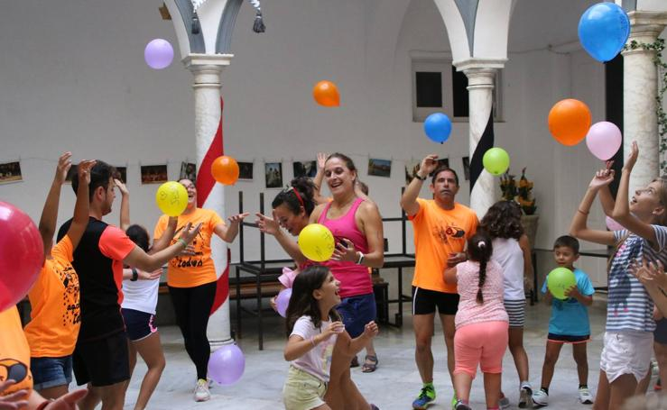 'Euexia Rural' celebra su primer 'Campus deportivo inclusivo'