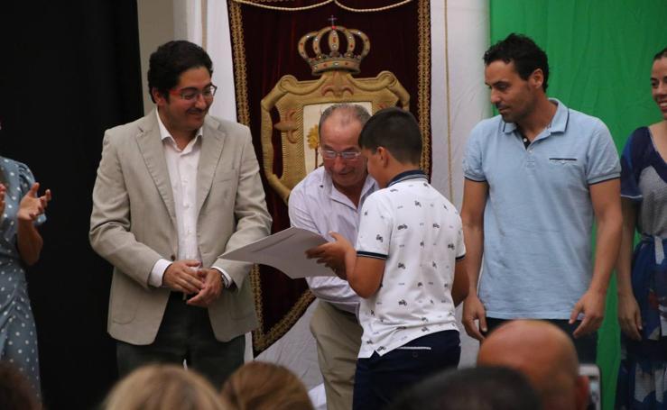 Jerez premia el esfuerzo de los alumnos con mejor expediente académico en la III 'Gala de Educación'