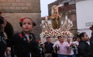 Nuestra Señora de Aguasantas despierta, una vez más, la devoción y el fervor que los jerezanos sienten hacia Ella