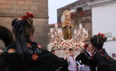 Jerez vive con devoción el traslado de Nuestra Señora de Aguasantas hacia su Santurio