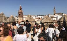 Encuentro de antiguos alumnos del Instituto 'Ramón Carande', 35 años después