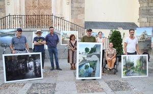 El cacereño Federico Plasencia Chacón gana el XV Concurso de Pintura al Aire libre 'Francisco Benavides'