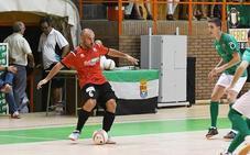 El Jerez Futsal busca este sábado su tercera victoria consecutiva ante el Pinatar de Murcia