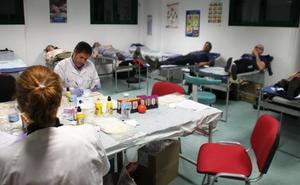 Jerez vuelve a poner el brazo para regalar vida los días 19, 21 y 22 de octubre