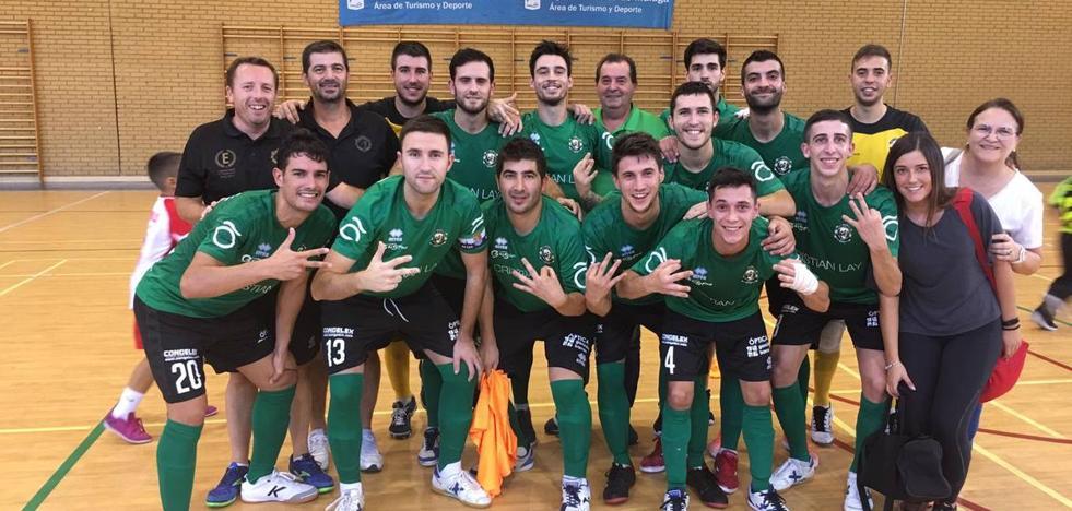 El Jerez Futsal sigue su marcha triunfal